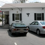 Chiropractic Weymouth MA Office outside parking lot