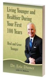 Chiropractor Weymouth MA Eric Diener's book